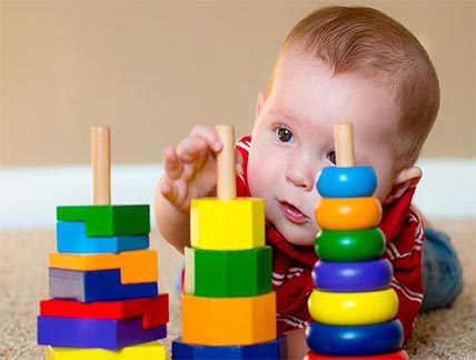 ضدعفونی اتاق کودک