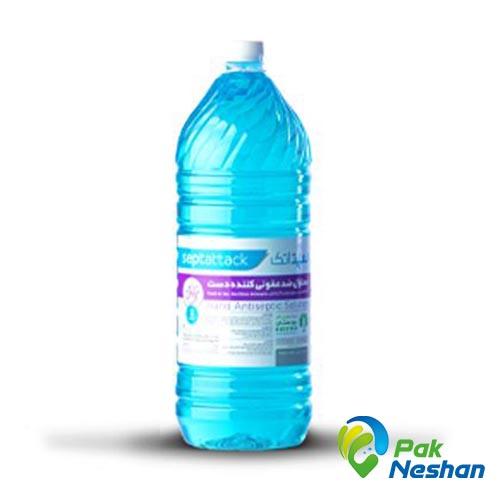 محلول ضدعفونی کننده دست و سطوح سپتاتک 3 لیتری
